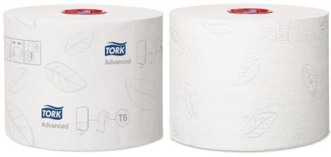Tork Prem. kompakt toalettpapír 2 rét., 27 tek/krt
