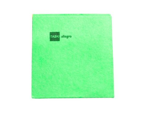 Taski Allegro kendő zöld, 25 db/csom