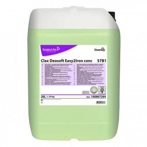 Clax Deosoft Easy2Iron conc öblitő 20 liter
