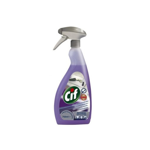 Cif Professional 2in1 tisztító, fertőtlenítőszer 750 ml