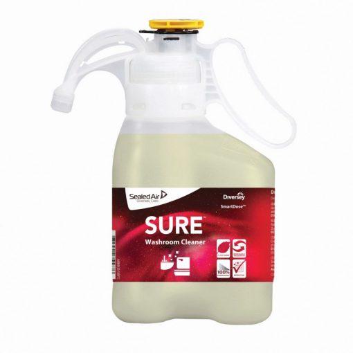 Sure Washroom Cleaner SD, növényi alapú fürdoszobai tisztítószer, 1,4 liter