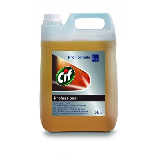 Cif Professional Wood Floor Cleaner parkettaápoló, 5 liter