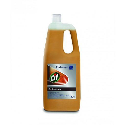 Cif Professional Wood Floor Cleaner parkettaápoló, 2 liter