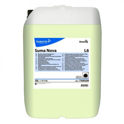 Suma Nova L6 gépi mosogatószer kemény vízhez 20 liter