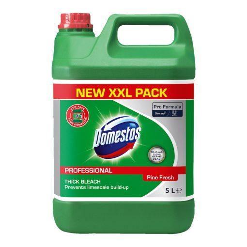 Domestos Professional Pine Fresh, fertőtlenítő felmosószer, 5 liter