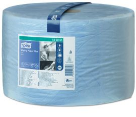 Tork Adv. Wiper 420 Blue, Ipari törlő 2 rét., 1500 lap/tek