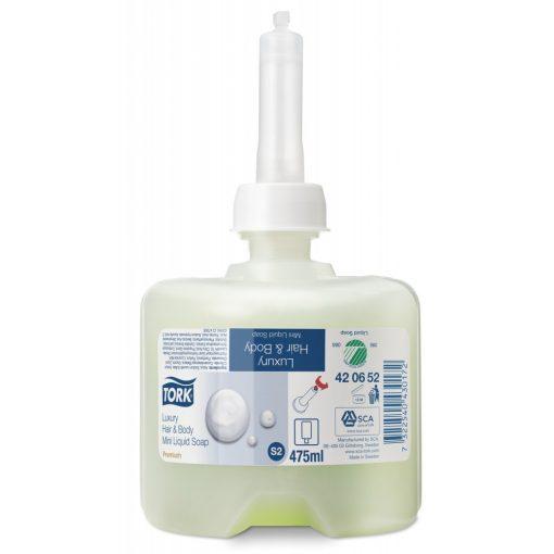 Tork Premium luxus pipere szappan, 0,47 liter