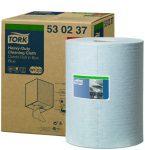 Tork Prem. 530 ipari roll, kék, Wipersystem