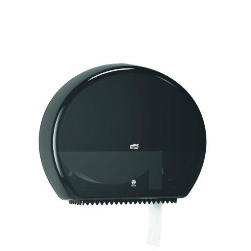 Tork Dispenser Jumbo toalettpapíradagoló, fekete, T1