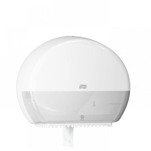 Tork Mini Jumbo toalettpapír adagoló, fehér