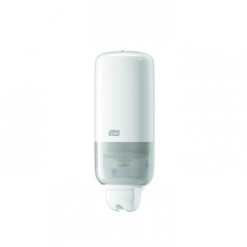 Tork Dispenser Soap Liquid/Szappanadagoló műanyag, fehér, S1
