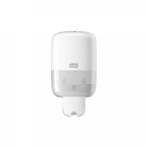 Tork Dispenser Soap Liquid szappanadagoló, mini, fehér, műanyag, zárható