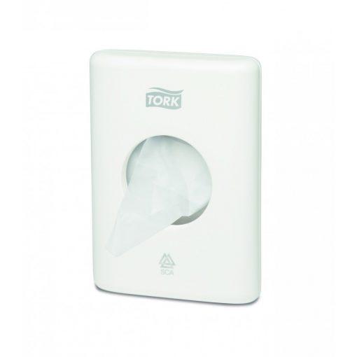 Tork intim tasak tartó műanyag, fehér