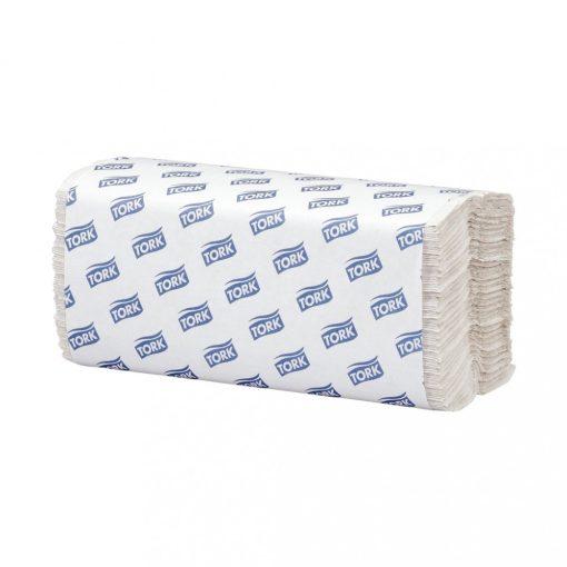Z-hajt. Tork papírtörölköző, natúr, 1 réteg, 5000 lap/karton