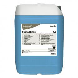 Suma Rinse A5, gépi öblítőszer lágy vízhez, 20 liter