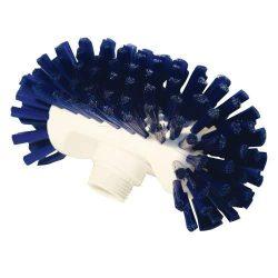 Tartálymosókefe kemény, kék, 200*125*35 mm