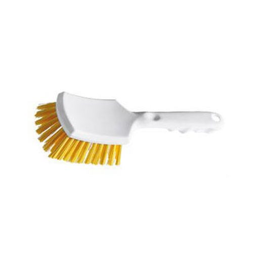 Lisztkefe, lágy, sárga 315*40*50 mm, 2 db/csomag