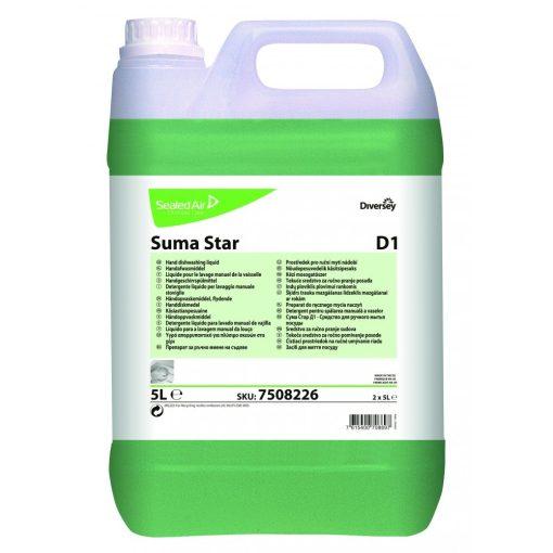 Suma Star D1 kézi mosogatószer, 5 liter