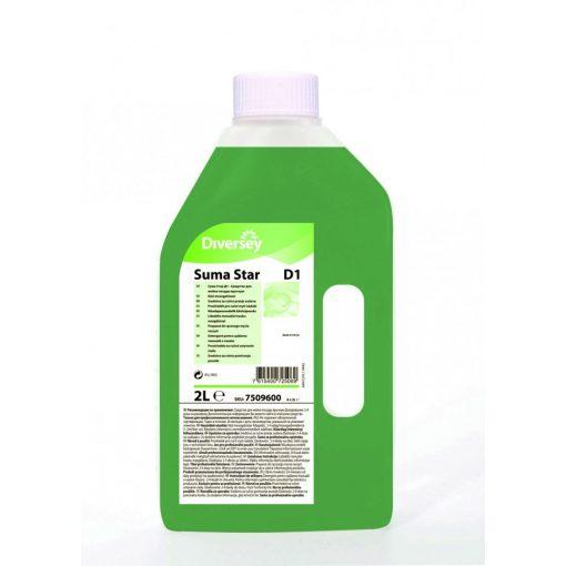 Suma D1 kézi mosogatókoncentrátum, 2 liter