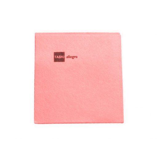 Taski Allegro kendő piros, 25 db/csomag
