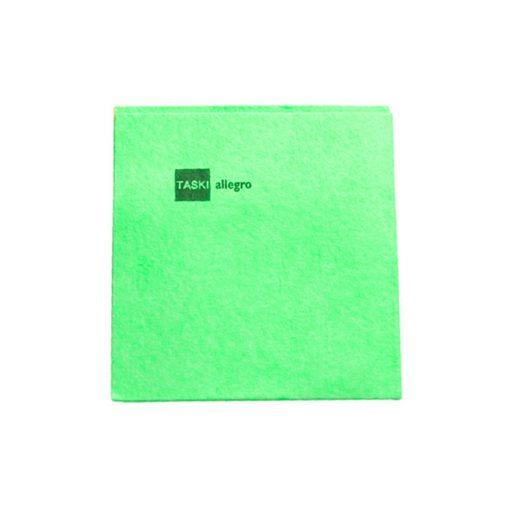 Taski Allegro kendő zöld, 25 db/csomag