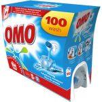 Omo Prof. foly. mosószer, fehér + világos ruhákhoz, 7,5 liter