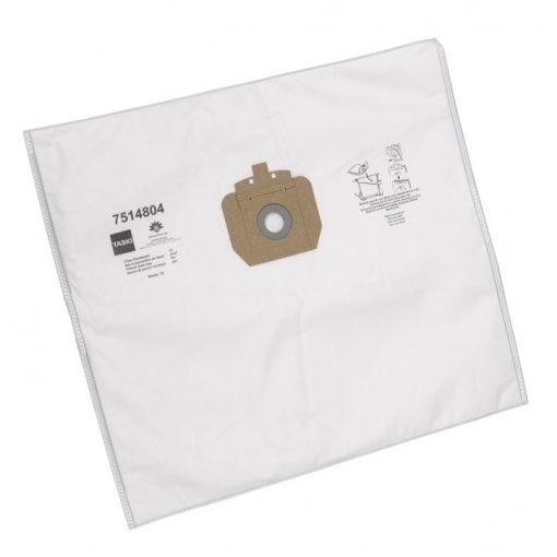 Eldobható 15 literes papírporzsák, Vento 15-höz, 10 db/csom