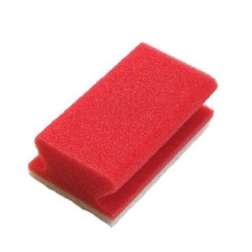 Taski szivacs piros