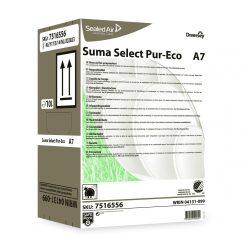 Suma Select Pure-Eco A7 gépi öblítőszer, 10 liter