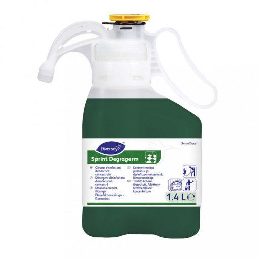 Taski Degragerm SD tisztító- és fertőtlenítőszer, 1,4 liter