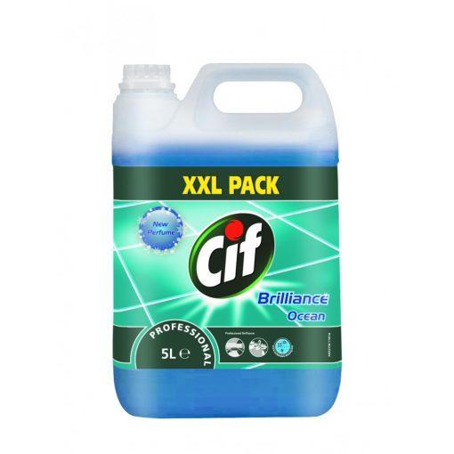 Cif Prof. Brillance általános tisztítószer, 5 liter