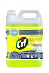 Cif Prof. APC lemon fresh ált. felülettisztító, 5 liter