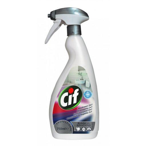 Cif Prof. Washroom 2in1 szanitertiszt., 750 ml