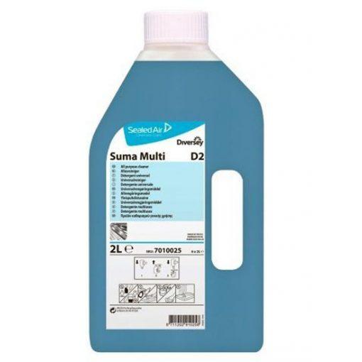 Suma Multi D2 általános tisztítószer, 2 liter