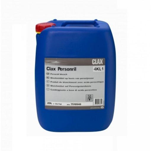 Clax Personril 4KL5 fehérítő, fertőtlenítő folyadék, 20 liter