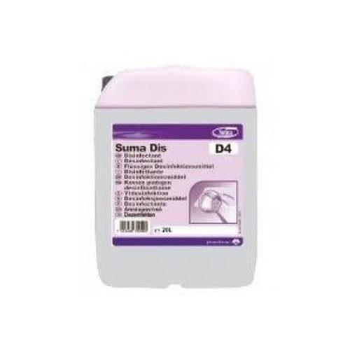 Suma Dis D4 fertőtlenítő- és tisztítószer, 20 liter