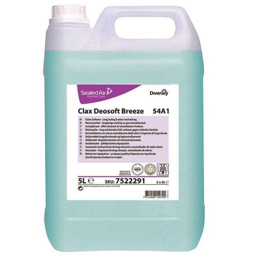 Clax Deosoft Breeze 54B1 koncentrált öblítő, 5 liter