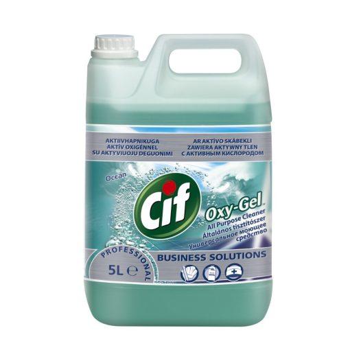 Cif Professional Oxy Gel Óceán Általános tisztító, 5 liter