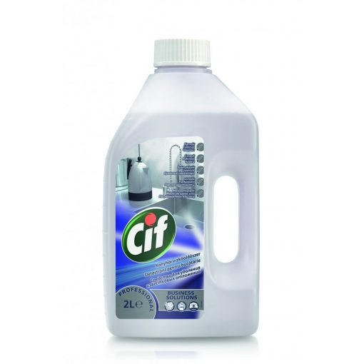 Cif Professional Kitchen Descaler konyhai vízkőoldószer, 2 liter