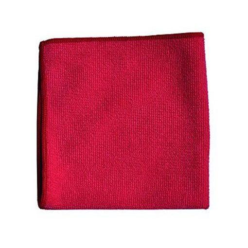 Taski MyMicro mikroszálas törlőkendő, piros