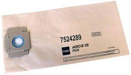 Taski Aero 8/15 eldobható papír porzsák, 10 db/csom