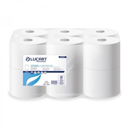 Lucart L-One toalettpapír, 2 rétegű, 12 tek/csom