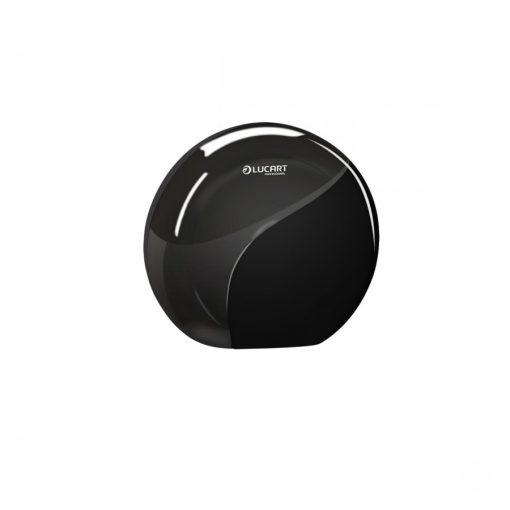 Identity Maxi Jumbo WC-papír adagoló - fekete
