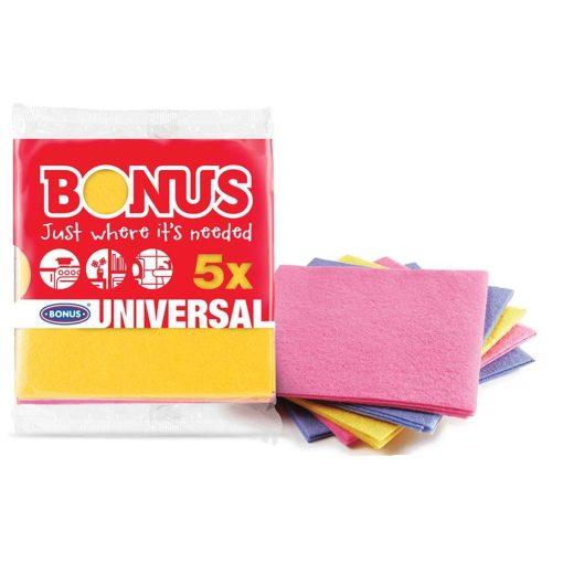 BONUS általános törlőkendő, 5 db/csomag