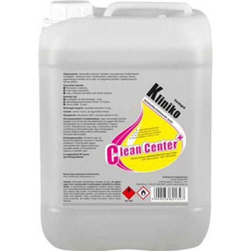 Kliniko-Tempo kéz- és felületfertőtlenítő, 5 liter