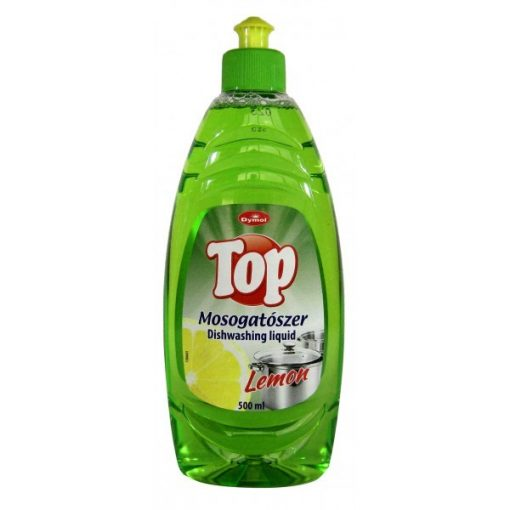 Top mosogatószer, citrom, 500 ml