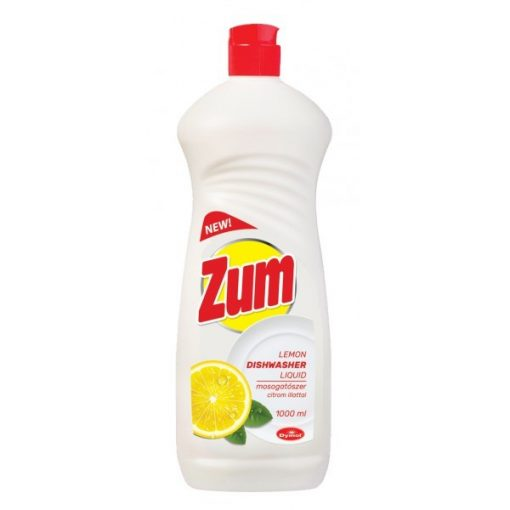 Zum mosogatószer, lemon, 1 liter