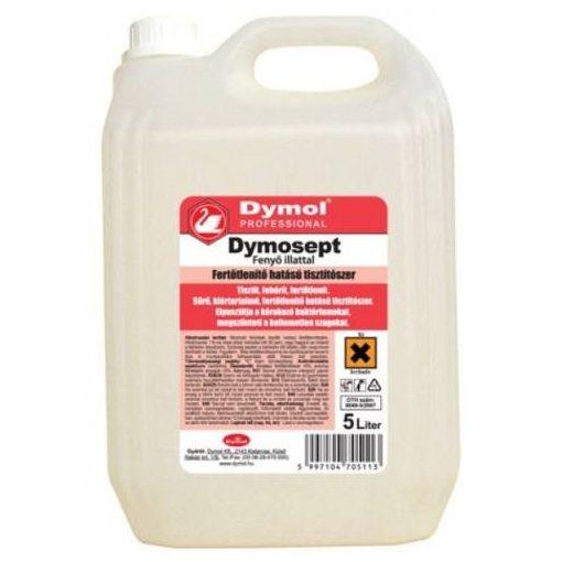 Dymosept fertőtlenítő tisztítószer, fenyő illat, 5 liter