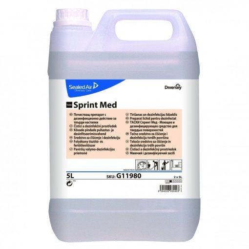 Taski Sprint Med felületfertőtlenítőszer, 5 liter