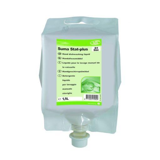 Suma Stat-Plus D1 Bac fertőtlenítő kézi mosogatószer, 4*1,5 liter